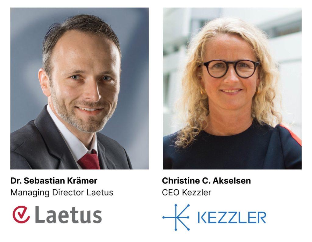 Kezzler and Laetus sign strategic partnership agreement